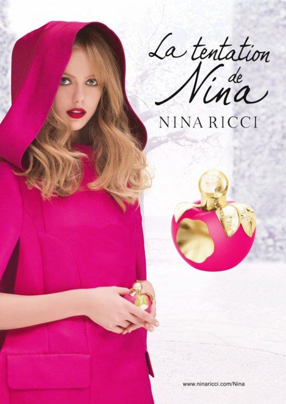 Nina Ricci x Ladur�e