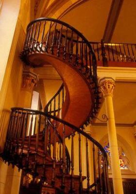 L 39 escalier en apesanteur ghost crop and cie - Escalier en apesanteur ...