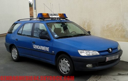 peugeot 306 break gendarmerie44. Black Bedroom Furniture Sets. Home Design Ideas