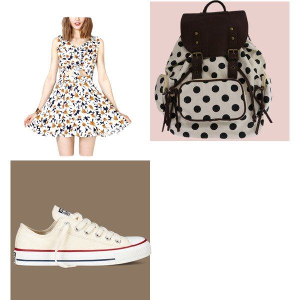 Tenue Back to School