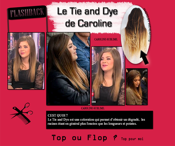 Article en exclusivit� sur Caroline-Sublime