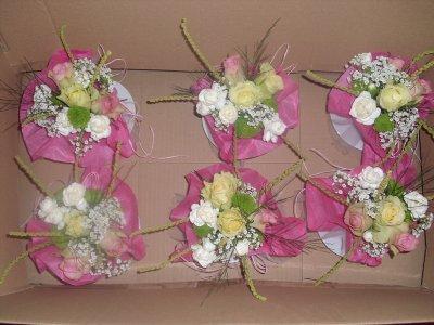 centre de table pour annif de mariage art florales. Black Bedroom Furniture Sets. Home Design Ideas
