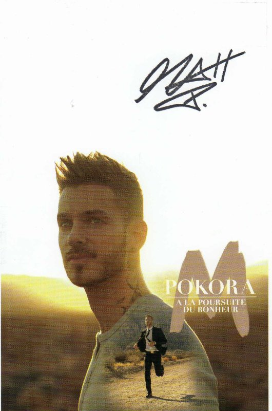 m pokora blog de mesconcertsmesdedicaces. Black Bedroom Furniture Sets. Home Design Ideas