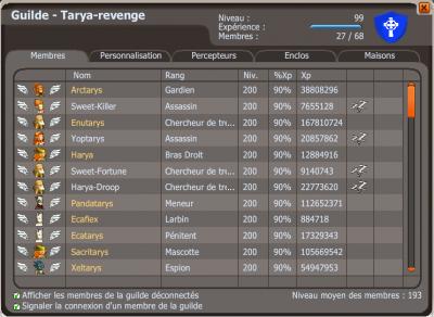 Stop Alterya, ALLEZ TARYA !