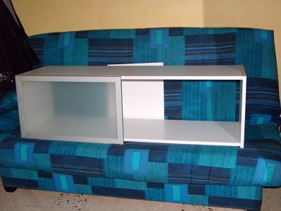 Fabrication d 39 un meuble haut pour notre future cuisine for Fabriquer meuble haut cuisine