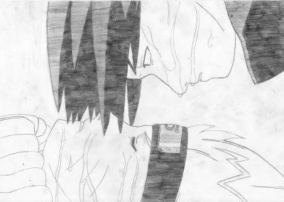 Dessin du combat de fin naruto sasuke dessin special naruto - Dessin naruto et sasuke ...