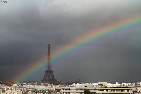 Arc sur Paris