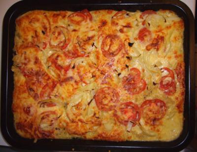 Plat v g tarien gratin de quinoa tomates et onions cuisine v g tarienne facile et rapide - Plat rapide et facile ...