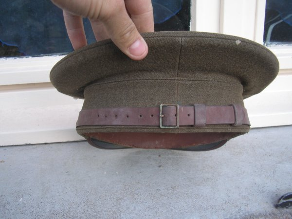 cap service enlisted man's