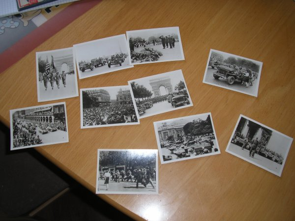 aout 1944 lib�ration de paris