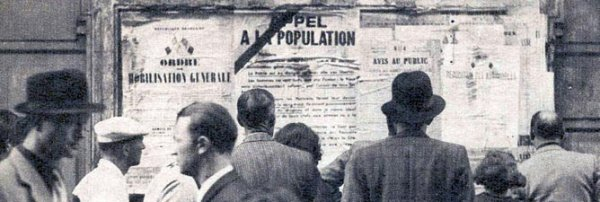 affiche de mobilisation