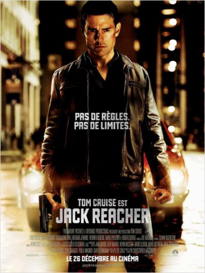 3485�/ Film : Jack Reacher (19 janvier 2013)