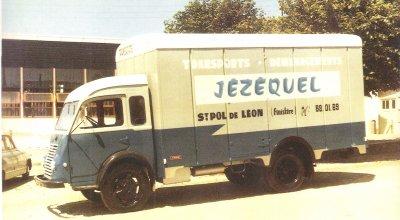 Renault galion camion de france camion renault ahs ahn for Garage renault st pol de leon