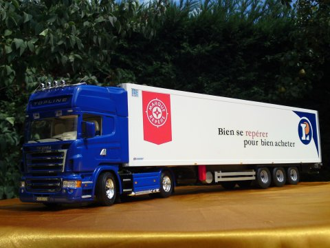 scania r500 et frigo leclerc lamberet frankie 39 s trucks and cars. Black Bedroom Furniture Sets. Home Design Ideas