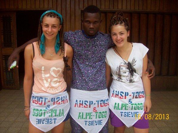 Bienvenue sur le Blog officiel de L'association A.H.S.P-Togo ( Actions Humanitaires pour le Soutien des Populations au Togo)