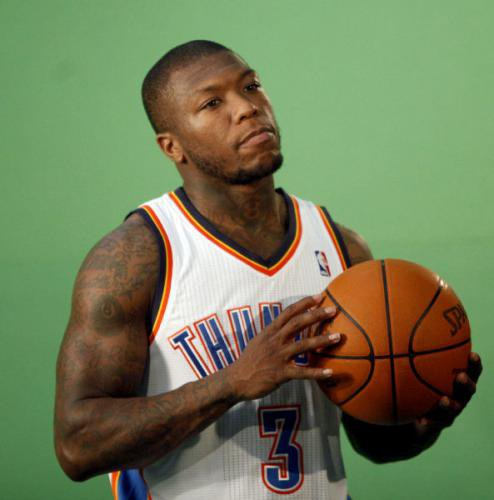 Nate Robinson Chest Tattoos