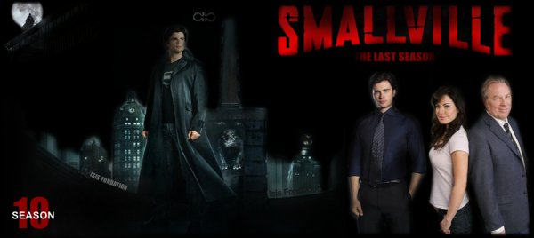 SMALLVILLE SAISON 10 : THE LAST SEASON