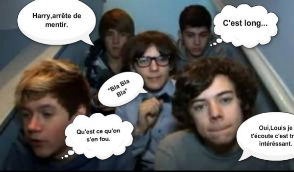 blague drole one direction