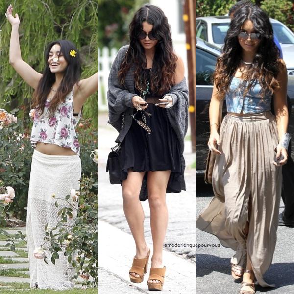 Street Style De Vanessa Hudgens La Mode Rien Que Pour Vous