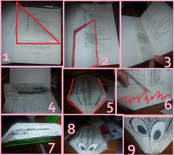 Le h risson porte papier envies de cr er pour soit - Herisson en papier ...