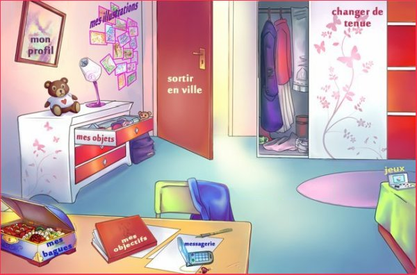 La chambre loft trucs et astuces d 39 amour sucr for Chambre d amour