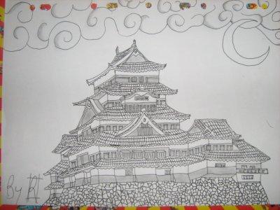 le Chateau de Matsumoto