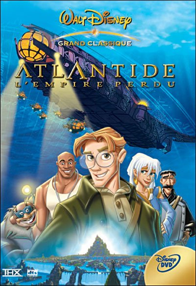 #71 Atlantide, l'empire perdu (2001)