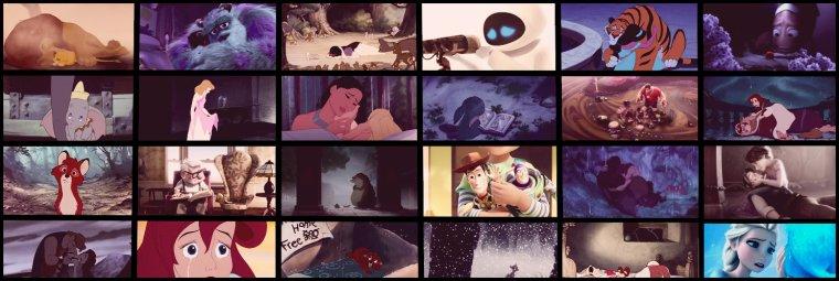 Disney reussira toujours � vous faire pleurer !