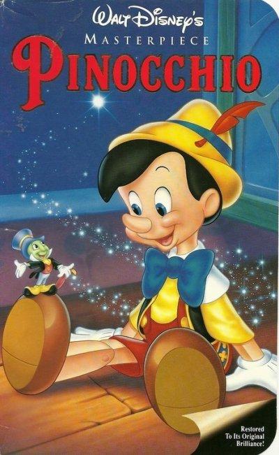 #02 Pinocchio (1940)