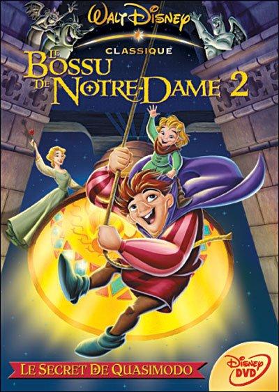 #75 Le bossu de Notre-dame 2, le secret de Quasimodo (2002)
