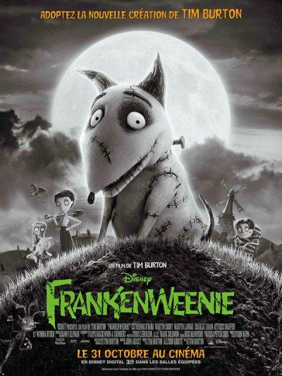 #123 Frankenweenie (2012)