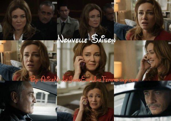 Alice nevers, le juge est une femme saison 13 en français