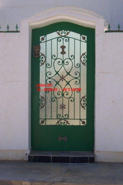 Portail fer forg 74 harmonie de fer forg tunisien for Portail fer forge tunisie