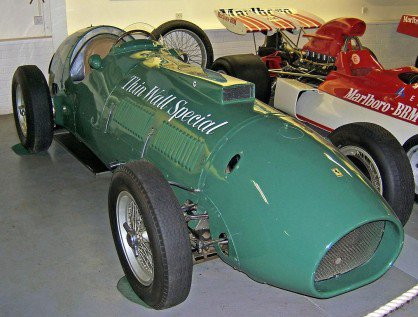 1952 Ferrari 375 F1 Thinwall sp�cial