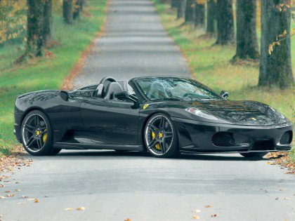 2008 Novitec Rosso - Ferrari F430 Spider Supersport