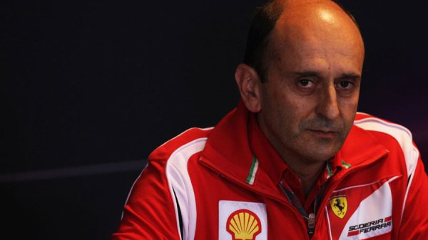Confirm�  Share9 Tweet1 Marmorini quitte Ferrari