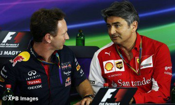 Mattiacci tire son chapeau � Red Bull et Ricciardo