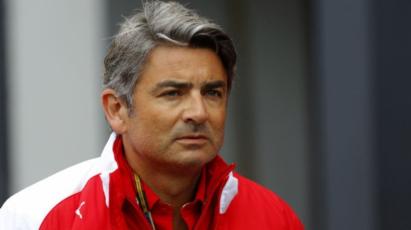 Ferrari, strat�gie sur trois ans