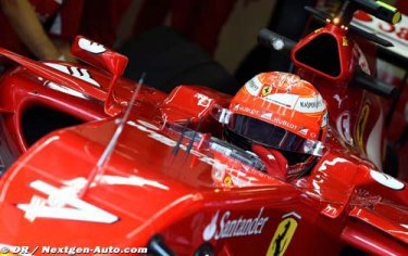 F1 - Marchionne : Alonso et Raikkonen vont rester chez Ferrari