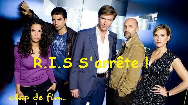 Mauvaise nouvelle ! TF1 prend la d�cision d'arr�ter R.I.S Police Scientifique