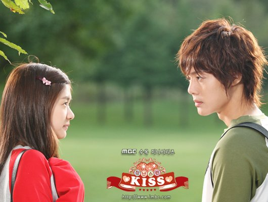 Playful Kiss ( 16 episode + 7 web episodes )