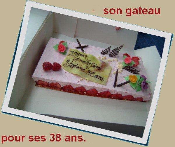 Funny images image d 39 anniversaire pour son cheri - Gateau anniversaire 4 ans ...