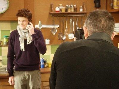 Aujourd'hui, c'est la fin des tournages de famille d'accueil