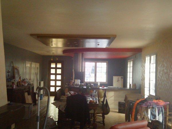 Blog de placo isolation page 15 faux plafond de for Peinture plafond cuisine