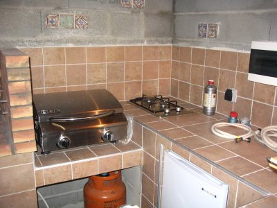 Cuisine d 39 et suite blog de paulo - Carrelage auto adhesif cuisine ...