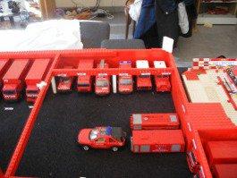 caserne de pompier en lego suite sapeurs pompiers. Black Bedroom Furniture Sets. Home Design Ideas