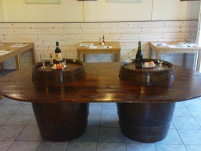 Table salon manger le monde du tonneau - Maison rustique adorable tennessee nov ...