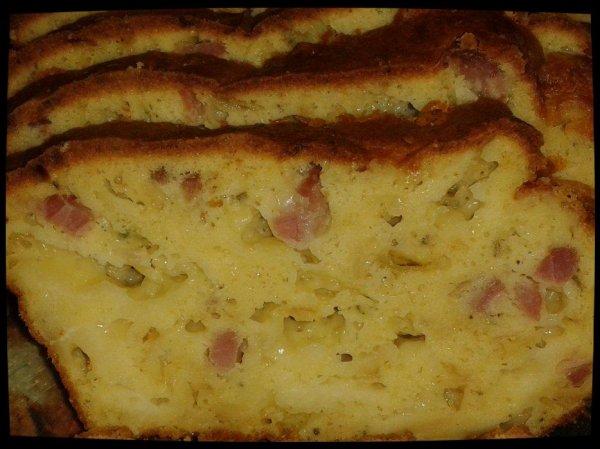 Cake Montagnard