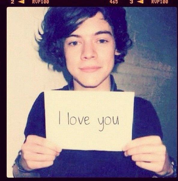 Une imagine Pervers, Romantique et un peu Triste de Harry Styles ♥.