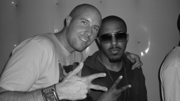 Nightfloor & Marques Houston